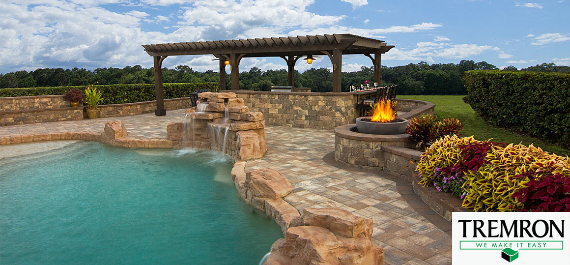 Pavers & Waterfalls