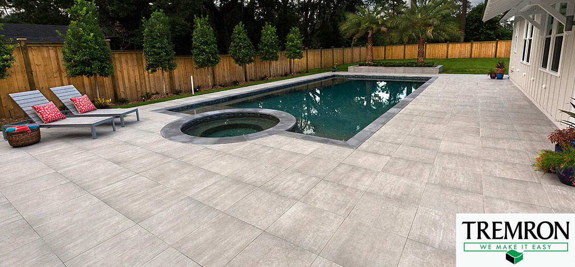 Porcelain Pavers